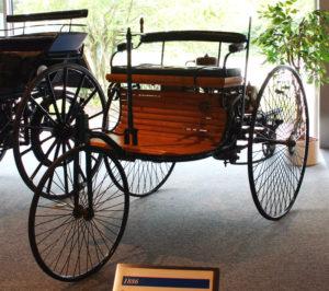 Benz Prasident 1885