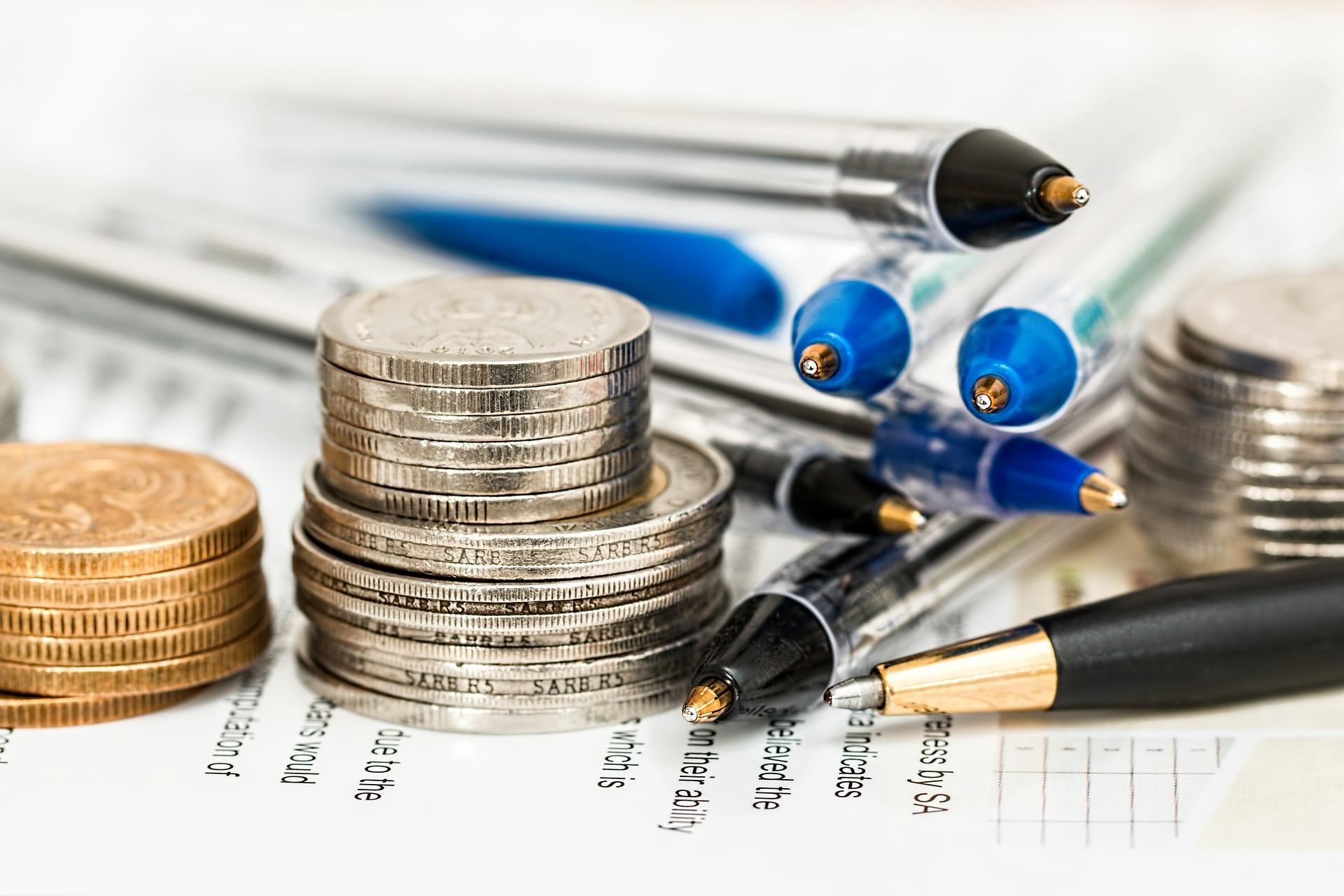 Penge pension bidrag skat regnskab