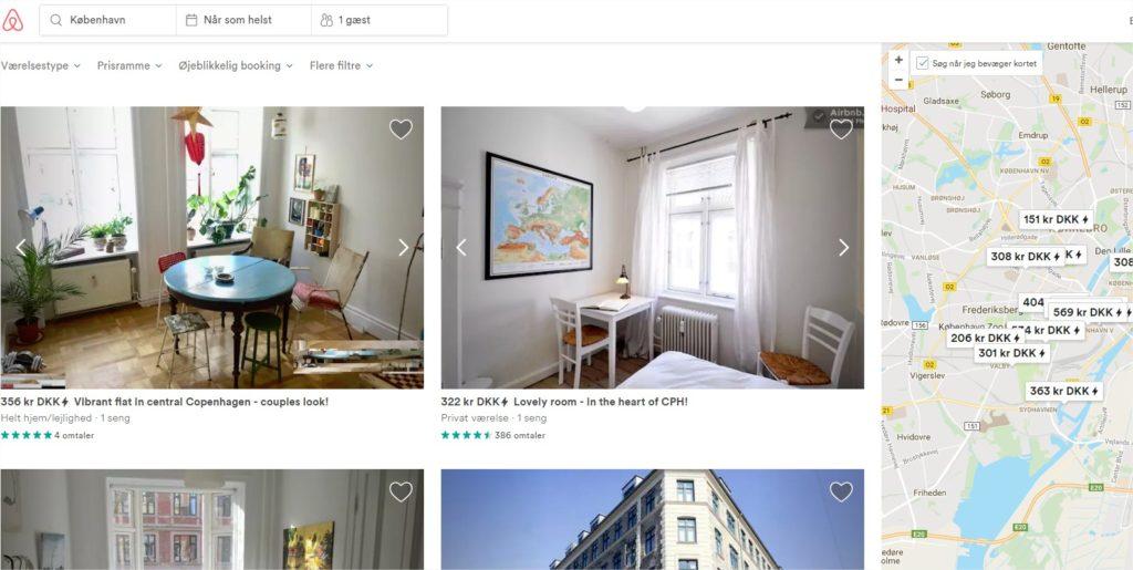 Ferieboliger, hjem, oplevelser og steder - Airbnb – København