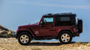 SUV Jeep