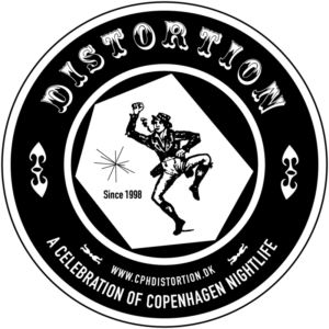 Logoet for distortion