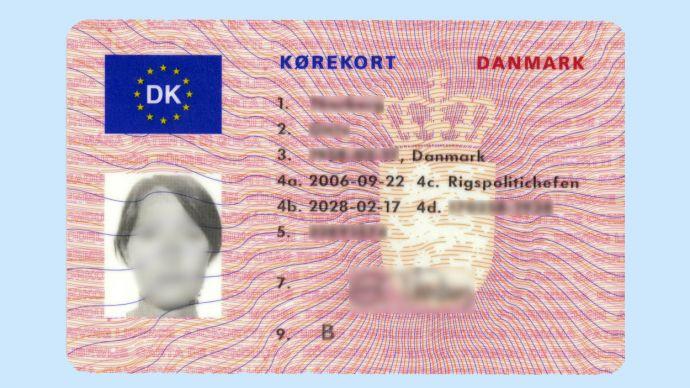 Kørekort Danmark