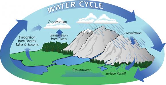 Vandets cyklus
